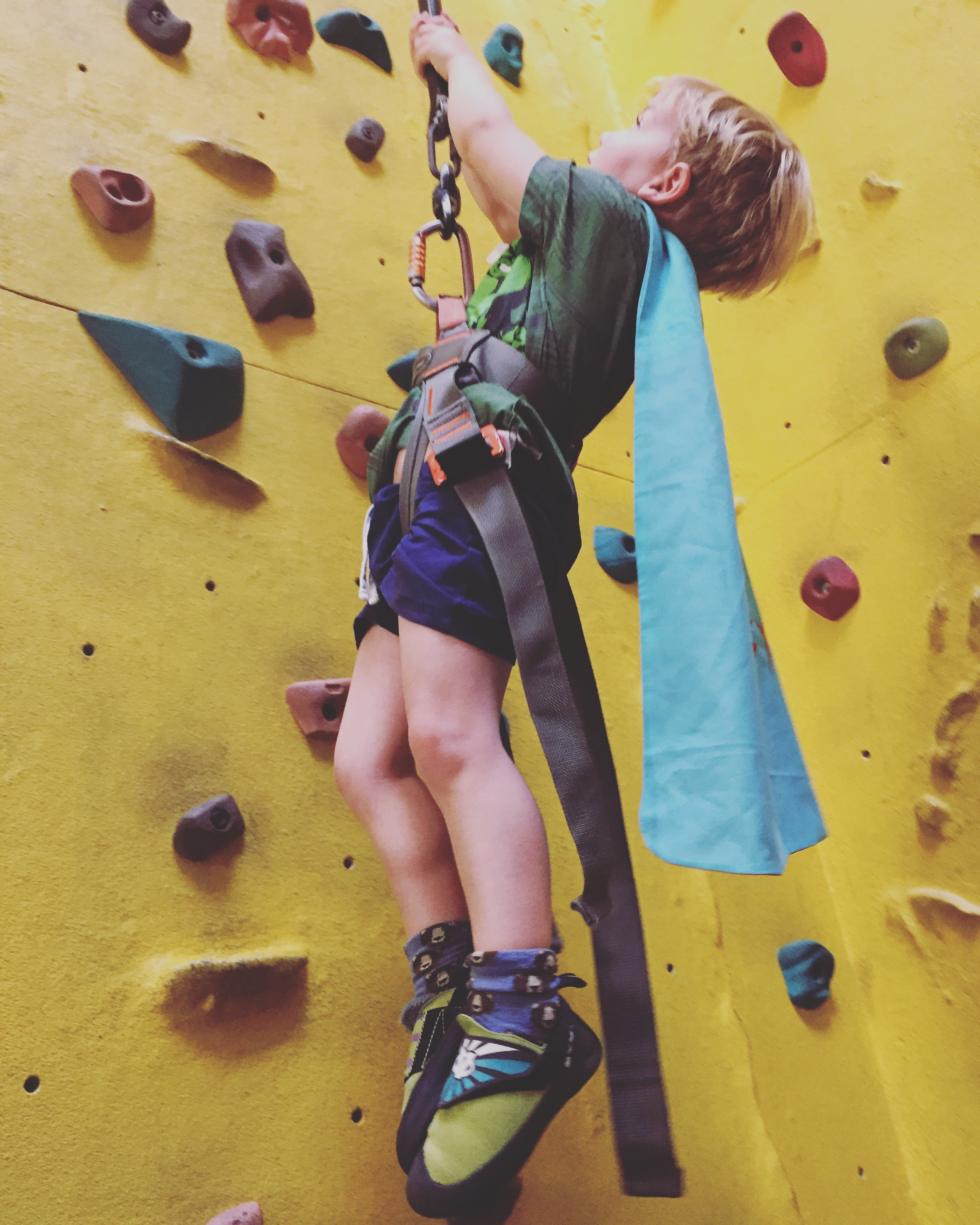 Climbing playgroup – a review