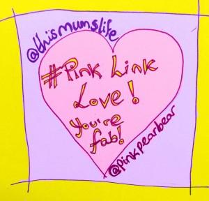 Pink Link Love edit