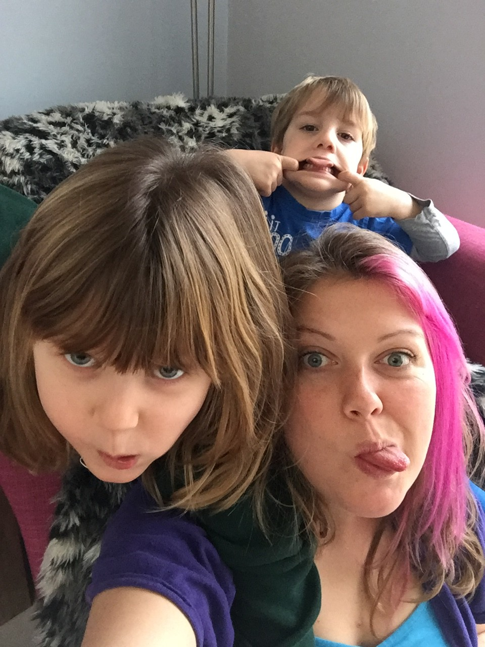 Working from home with children. Alternate title – How to ruin a perfectly good day.