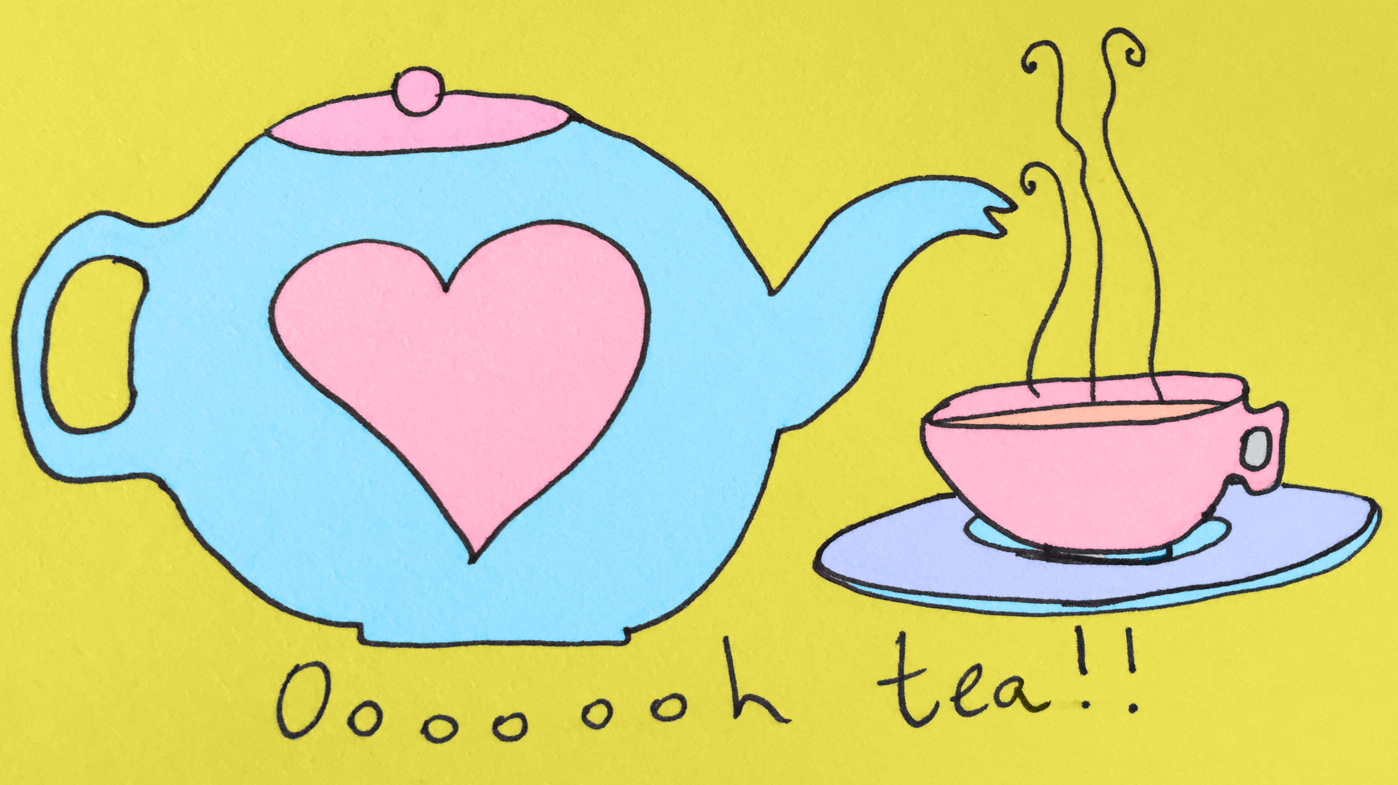 I'm Tea-Total