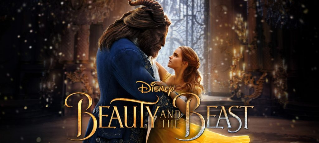 The amazing Beauty and the Beast