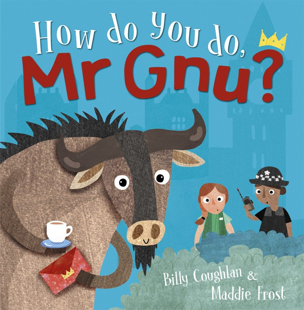 How do you do mr gnu?