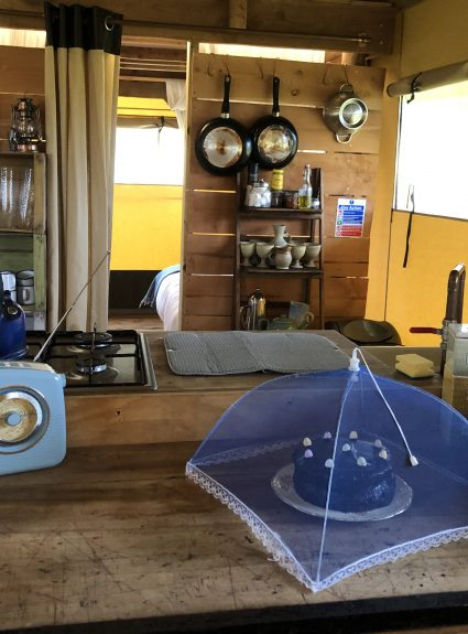 A weekend with Glampingly – Up Sticks Glamping