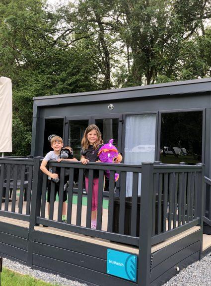 Alderstead Heath Caravan and Motorhome Club Site review.