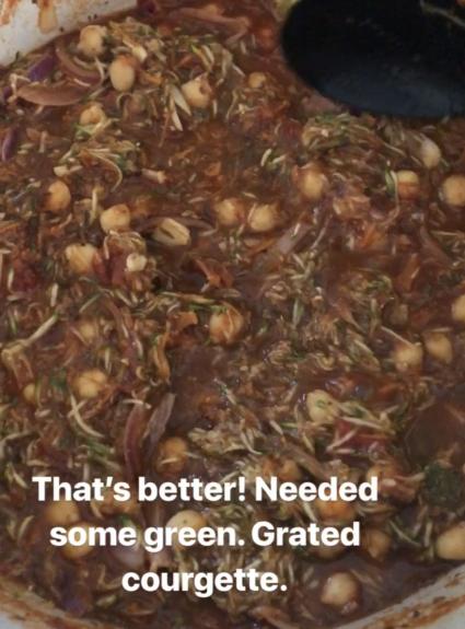 Hidden veg vegan chickpea stew