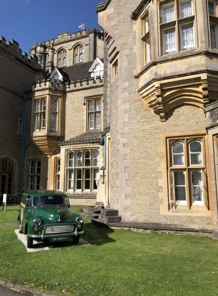 De Vere Tortworth Court Spa and Afternoon Tea review.