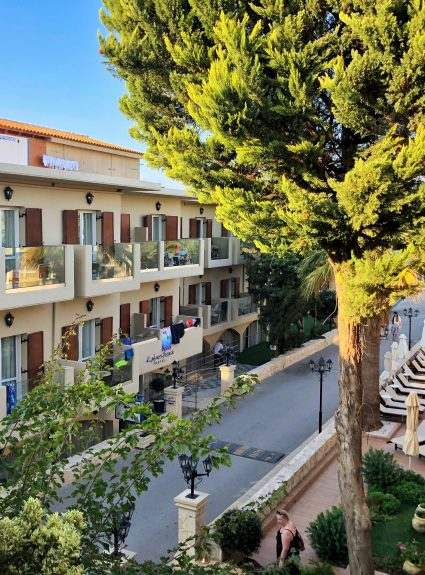 October on Crete – Kalyves Beach Hotel